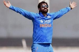 Why off-spinner Parvez Rasool is sad even after replacing Ravichandran...