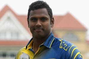 Angelo Mathews, the Sri Lanka skipper, to fly home after injury in...