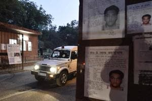 Missing JNU student: Nine students not joining probe, police tell HC