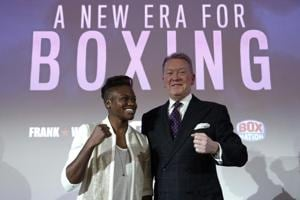 Nicola Adams, Britain's double Olympic champion boxer, turns pro