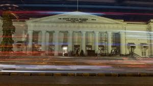 Mumbai's Asiatic society library's central hall all set to be opened...