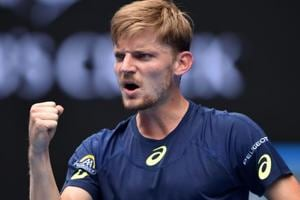 Australian Open: David Goffin beats Dominic Thiem to book quarterfinal...