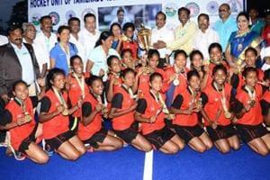 Jharkhand girls win sub-junior national hockey title