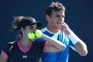 Sania Mirza-Ivan Dodig book Australian Open quarters vs Rohan...