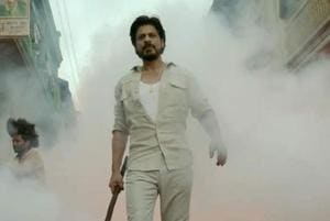Raees: New song Dhingana shows how Shah Rukh Khan becomes a gangster
