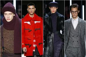 From logos to trainers: 5 top trends from Paris Men's Fashion Week