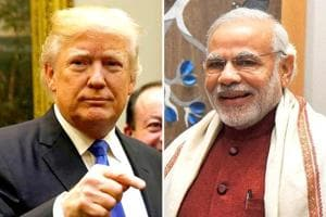 Trump speaks to PM Modi for the first time as US President, has a...