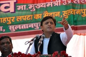 UP elections 2017: Akhilesh kicks off SP campaign, calls PM Modi's...