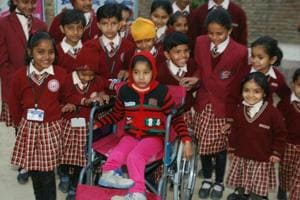 Rajasthan school students pool pocket money to buy wheelchair for...