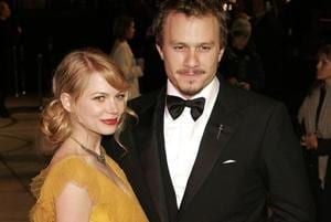 Why Heath Ledger's ex-partner Michelle Williams is still inconsolable,...