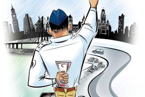 Corruption in Mumbai traffic police: Additional director-general to...