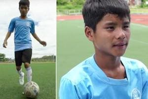 This 'Messi' from Mizoram is set to train with Bundesliga in Germany