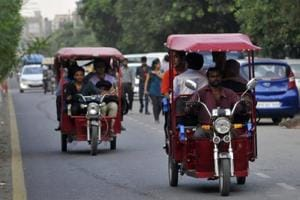 Delhi to provide Rs7 crore subsidy to e-rickshaws