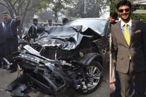 Delhi accident: BMW driver an MNC employee, loves fast, expensive cars