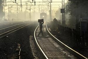 Train services affected as dense fog returns to Delhi, rain likely on...