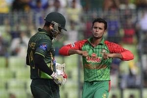 Bangladesh cricketer denied bail after posting sensitive photos of...