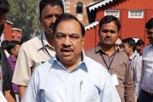 Bombay HC raps state over delay in probe against Eknath Khadse