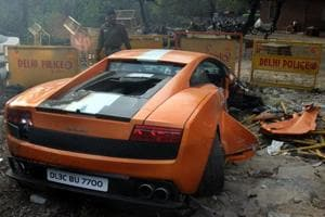 BMW accident: Five other infamous luxury car mishaps on Delhi roads