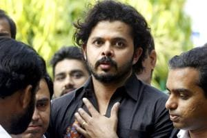 Sreesanth comeback plans dashed as BCCI deny him NOC to play in...