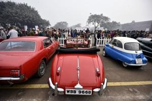 Organiser seeks green court's nod to hold vintage car rally in Delhi