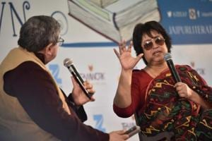 JLF organisers to not invite Taslima Nasreen from next year