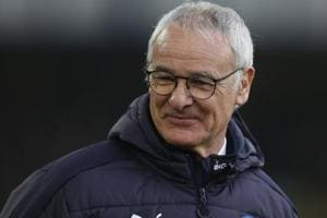 Leicester City's target this season is to reach 40 points, says...