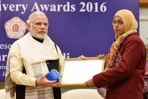 Challenge gender stereotypes, promote equality, says PM Modi on Girl...
