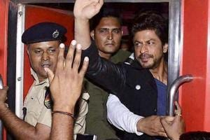 SRK followed norms for Raees promo on train: Railway officer after...