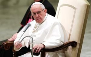 Pope Francis asks media to offer more 'good news'; quell pessimism,...