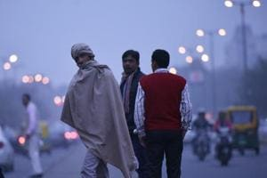Rain showers on Wednesday may bring down Delhi temperature, improve...