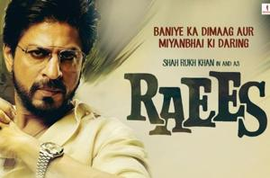 Raees review: Shah Rukh Khan, Nawazuddin Siddiqui brighten up the...