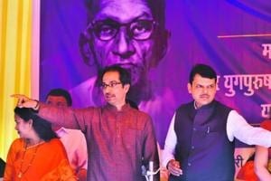 Mumbai: Shiv Sena first off blocks to set pace for poll race