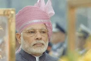 'Pink revolution, for women': Twitter reacts to PM Modi's turban on Republic Day