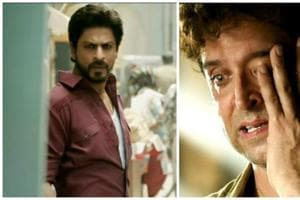 Raees vs Kaabil: Going by history, it's advantage Shah Rukh Khan in this clash