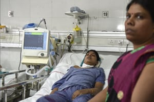 Help pours in for Bihar boy at AIIMS, Rs 2 lakh donated in 2 days