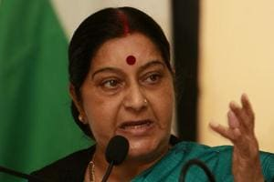 External affairs minister Sushma Swaraj is known to reach out to Indians stranded across the globe through social media.