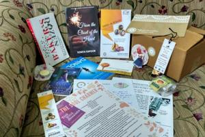 Love reading? Sign up for theme based book boxes