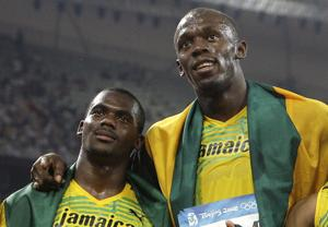 Jamaica sprinter Nesta Carter, stripped of Olympic gold, to race this weekend