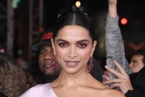 Deepika Padukone's wine-hued eyes are the perfect inspiration for a winter-perfect beauty look.