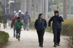 Cool conditions return as dip in night temperature, air quality improves