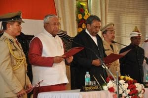 New governors take charge in Meghalaya and Arunachal after Shanmuganathan's resignation