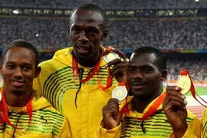 Usain Bolt returns gold medal, says 'rules are rules' after doping sanction
