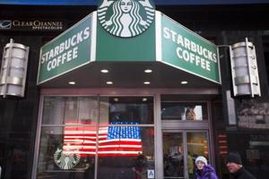 In response to Trump's Muslim ban, Starbucks to hire 10,000 refugees over next 5 years
