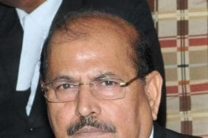Justice(retired) D N Upadhyay of Jharkhand High court in Ranchi