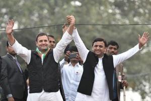 Rahul Gandhi, Akhilesh prepare ground for possible grand alliance in 2019