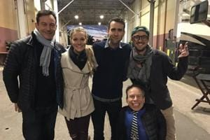 The Harry Potter reunion that had even JK Rowling freaking out