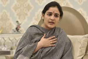 SP's Aparna Yadav is Lucknow's richest candidate so far with ₹23 crore assets