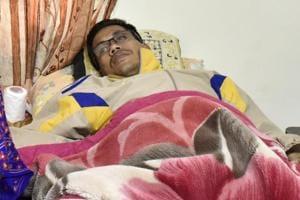 Dingko Singh, former Asian Games gold medallist, battles cancer