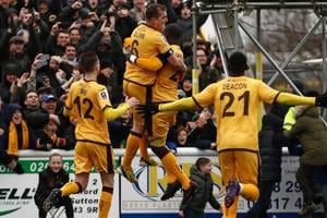 Sutton United draw Arsenal FC but no Premier League tie in FA Cup...
