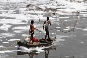 Delhi: Yamuna will be dredged for water taxi service, debris to be used to construct roads